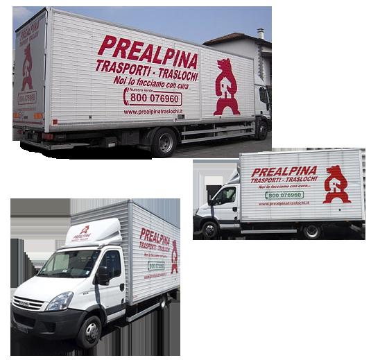 Prealpina Traslochi - Traslochi