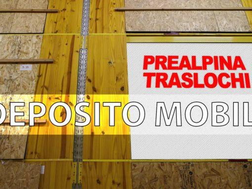 Deposito Custodia Mobili e Masserizie